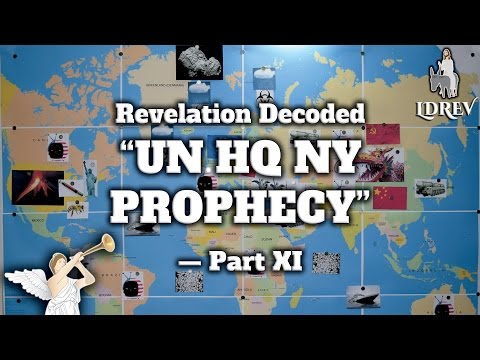 UN HQ is in NY! | 9/11 Iran War America Bible Prophecy 2016 - Babylon New York