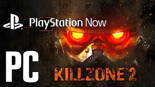 Killzone 2 PC Gameplay Full HD [PlayStation Now]