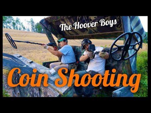 Metal Detecting Colonial Farm Fields | Coin Shooting