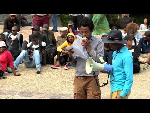 South Africa's students angry about more than tuition fees