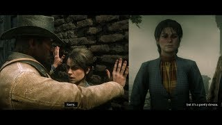 Red Dead Redemption 2 Mary Romance