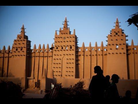 Les 10 plus belles mosquées d'Afrique de l'Ouest