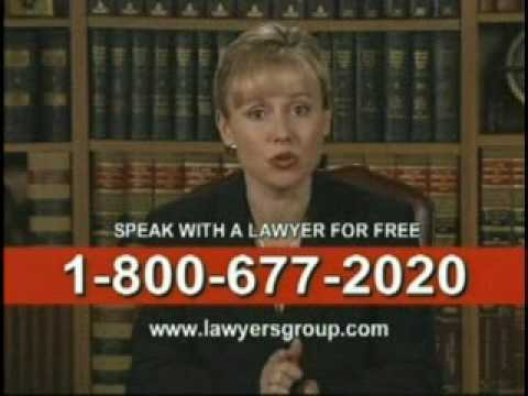 Personal Injury Lawyer TV Commercial