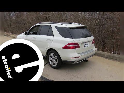 Best 2012 Mercedes-Benz M-Class Hitch Options - etrailer.com