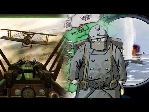 5 Spannende Spiele Im Ersten Weltkrieg - Perfekt Die Wartezeit Auf Battlefield 1 Verkürzen