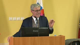 """Prof. Karl J. Friston. """"Active inference and deep temporal models""""."""