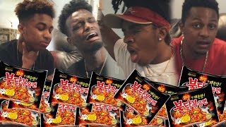 THE ULTIMATE SPICY RAMEN CHALLENGE!!!