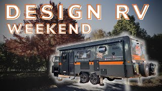 Design RV Owners Weekend- Heathcote, VIC
