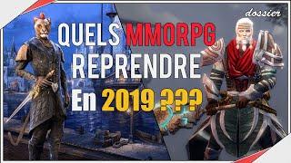 Quels MMORPG reprendre en 2019 ? (Gratuits & Payants)