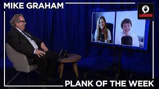 Plank Of The Week with Mike Graham (5th May 2020)