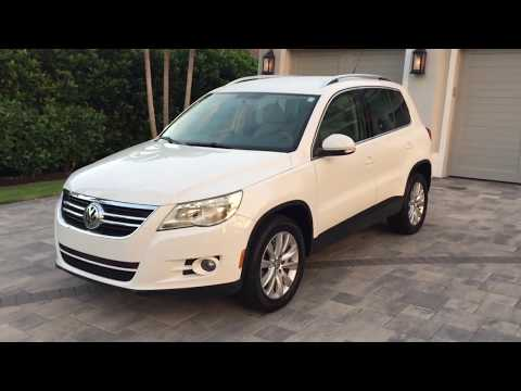 2009 Volkswagen Tiguan SE with Leather for sale by Auto Europa Naples