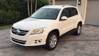 2009 Volkswagen Tiguan SE with Leather for sale by Auto Europa Naples MercedesExpert com