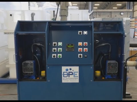 Burt Process PHX Series Of PH Neutralization Systems