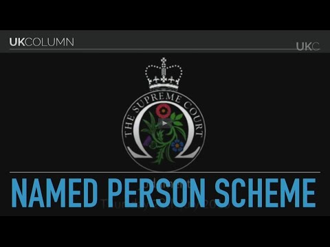 UK Column Thursday 28/07/2016:  The Named Person Scheme One.