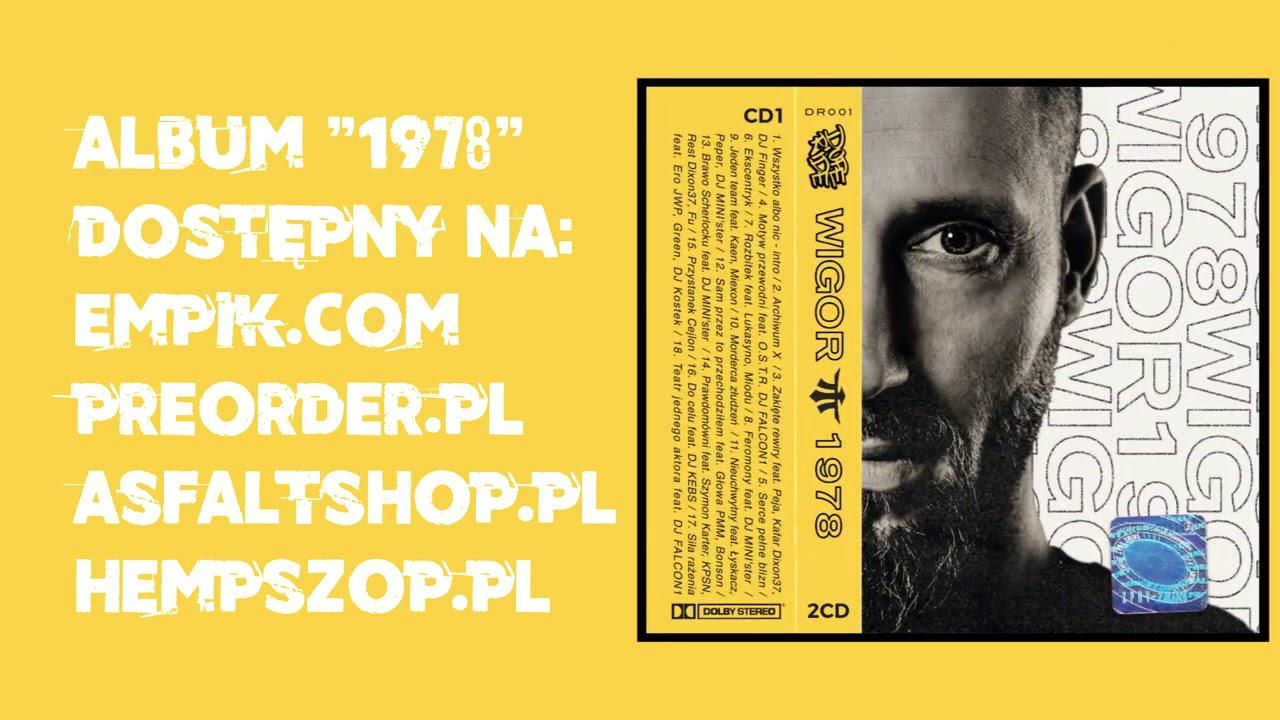 Wigor Mor W.A. - Wszystko albo nic - INTRO - Album 1978 PROD. PSR