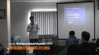 085759013169 Rahasia kONKRET Sukses Bisnis di Kampus Umar Usman