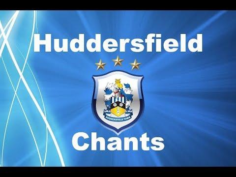 Huddersfield Town's Best Football Chants Video | HD W/ Lyrics
