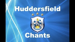 Huddersfield Town's Best Football Chants Video | HD W/ Lyrics