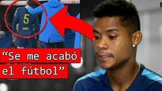 La DURA anécdota de Wilmar Barrios sobre la Final contra River por Copa Libertadores 😓 thumbnail