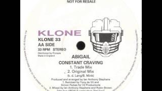Abigail - Constant Craving (Original Mix)