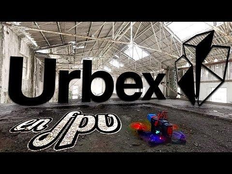 URBEX en FPV - ArchiCopters FPV