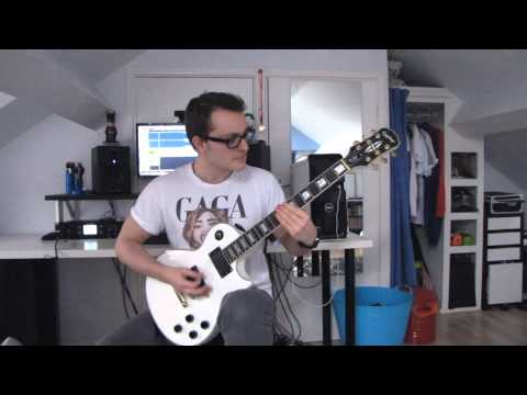 Memphis May Fire | No Ordinary Love (Guitar Cover)