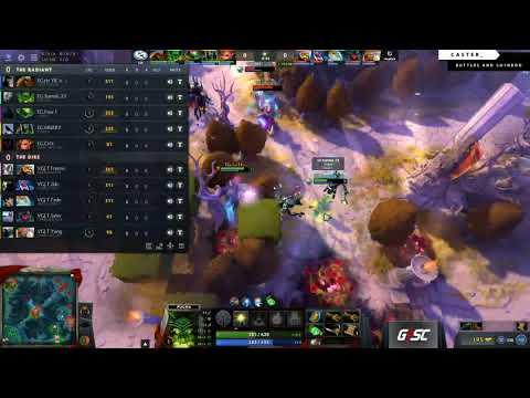 EG Vs VGJ Thunder Grand Finals   Game 1   GESC: Indonesia Dota2 Minor