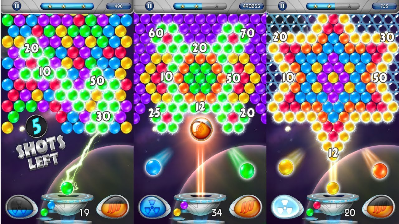 Image result for Universe Bubble android game pic