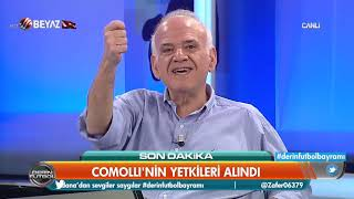 Ahmet Çakar, Ali Koç'a açtı ağzını yumdu gözünü!