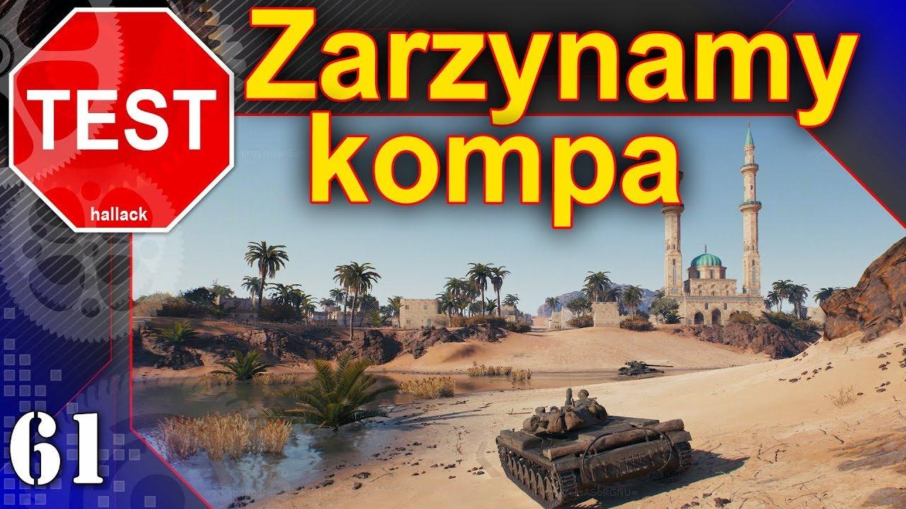 Zarzynamy kompa nową grafiką – ile klatek? – TEST – World of Tanks