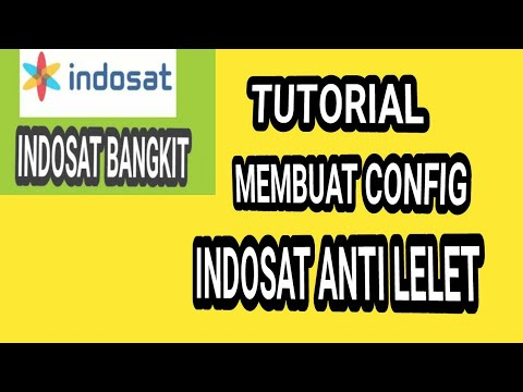 Tutorial membuat config openvpn Indosat Joss