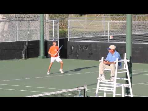 #3 BLTA Junior Open Tennis Championships Bermuda October 22 2011
