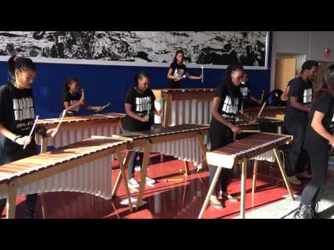 Maru-A-Pula Marimba Band @ RCS (1) HD