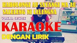Gambar cover Haholongi Au Sayangi Ma Au ~ Rani Sombolon~Karaoke dan Lirik