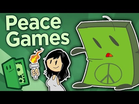 Peace Games - Gaming for a Better Future - Extra Credits