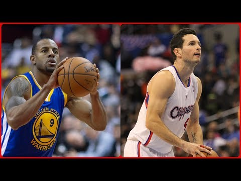 REPORT: 76ers Interested In Andre Iguodala And J.J. Redick!!!