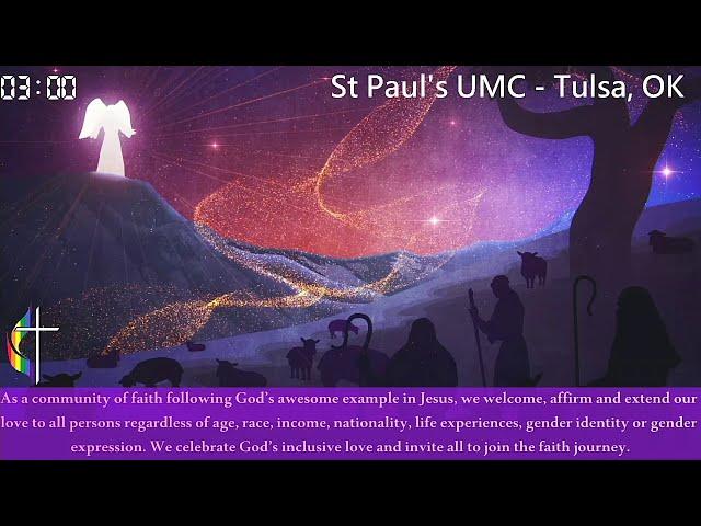 Sunday Worship - 11/29/2020