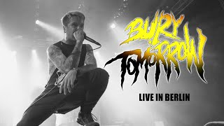 """BURY TOMORROW - """"Knife of Gold"""" live in Berlin [CORE COMMUNITY ON TOUR]"""
