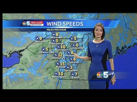 Video: A couple more days of rain 6/5/17