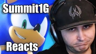 Summit1g Reacts to videogamedunkey!
