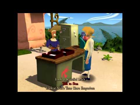 Let's Play Escape from Monkey Island Part 15 - Challenges