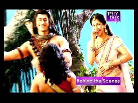Fun on the sets of 'Devon ke Dev Mahadev'