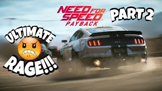 Need for speed-Ultimate rage PART 2