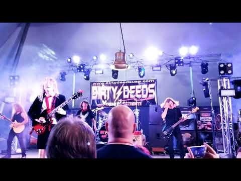 Dirty Deeds Xtreme AC/DC Tribute Live!