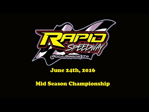 Race 6, June 24th 2016: Mid Season Championship
