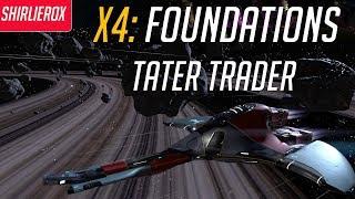 X4 Foundations TaterTrader mod -  Auto trader alternative -  X4 Foundations TaterTrader extension