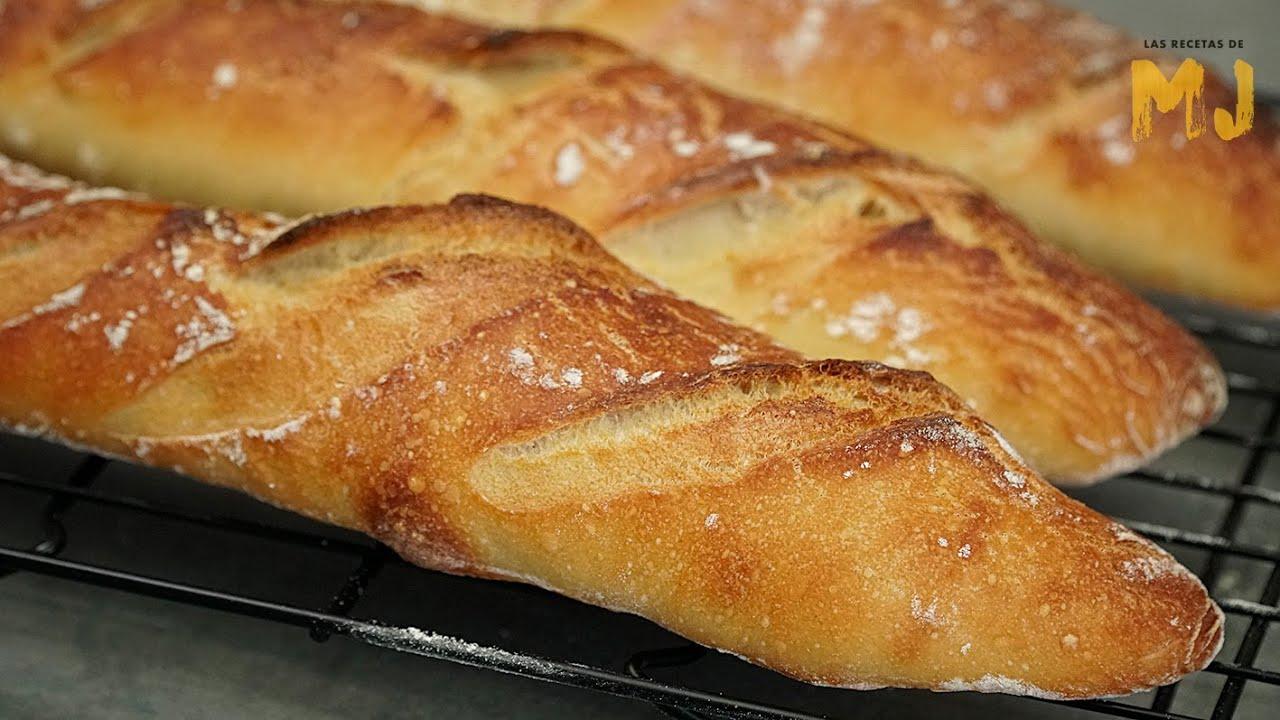 BAGUETTE TRADICIONAL | La mítica barra de pan francesa