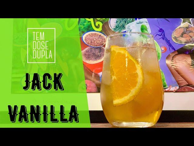 Drink com Jack Daniels - JACK VANILLA