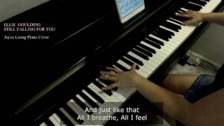 Ellie Goulding - Still Falling For You - Piano Cover & Sheets