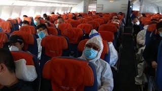Строгие ограничительные меры позволили Китаю остановить распространение коронавируса